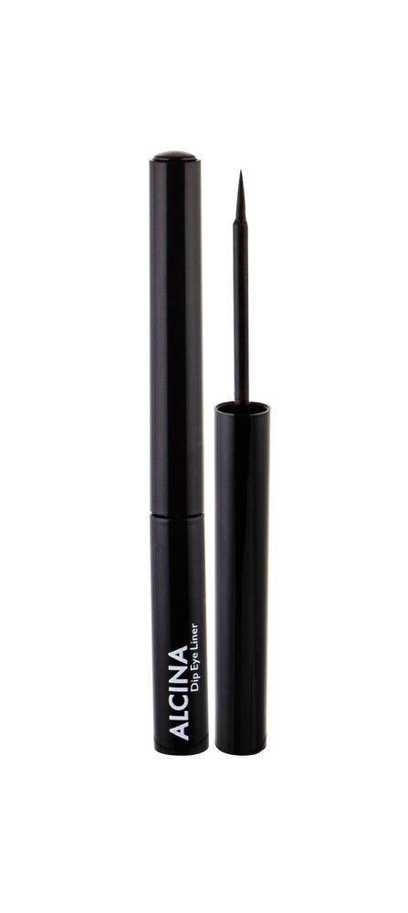 Alcina Dip Eye Liner Eye Line 1ml Black (Liquid)