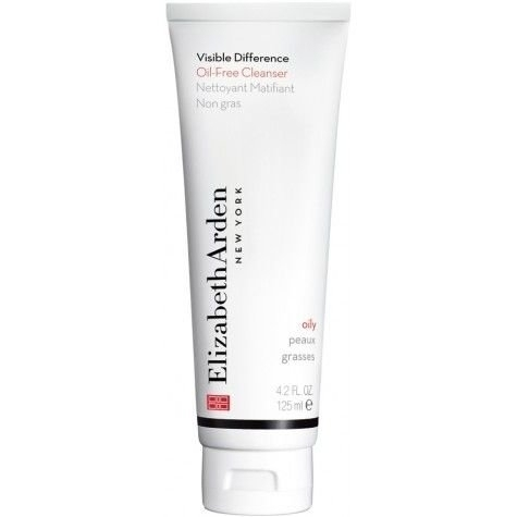 Elizabeth Arden Visible Difference Oil Free Cleanser Cleansing Cream 125ml