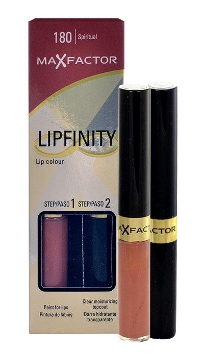 Max Factor Lipfinity Lip Colour Lipstick 4,2gr 160 Iced (Glossy)