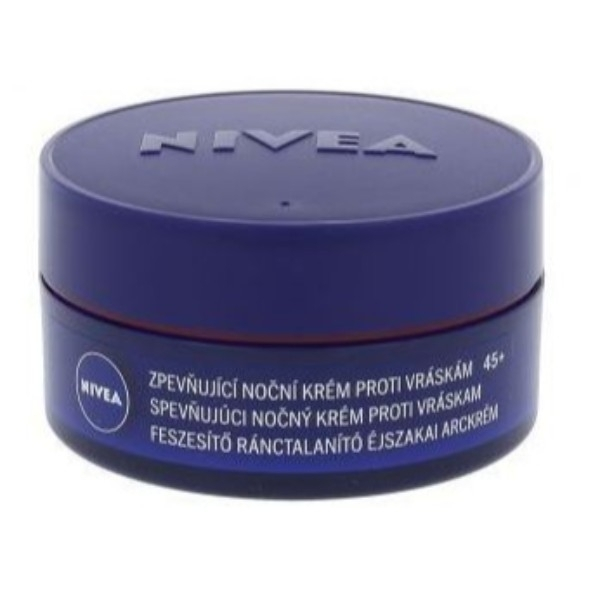 Nivea Anti Wrinkle Firming Night Skin Cream 50ml (Wrinkles - All Skin Types)