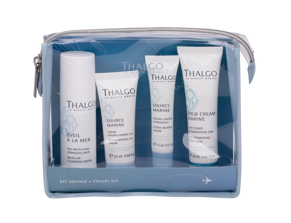 Thalgo Source Marine Day Cream 20ml - Set (All Skin Types - For All Ages)