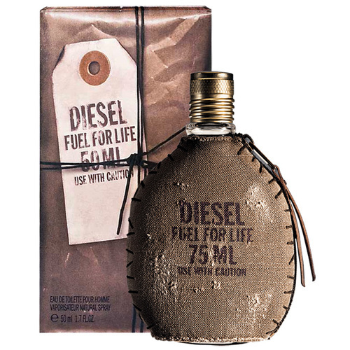 Diesel Fuel For Life Homme Eau De Toilette 50ml