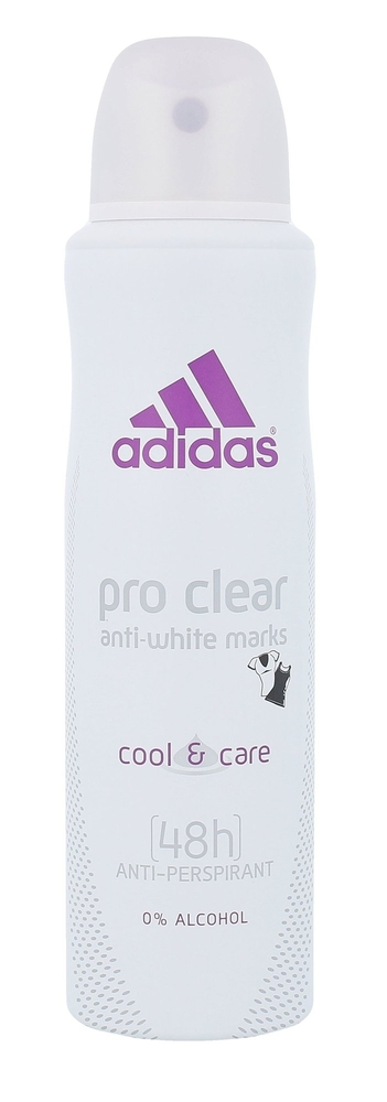 Adidas Pro Clear 48h Antiperspirant 150ml Alcohol Free (Deo Spray) oμορφια   αρώματα   αποσμητικά