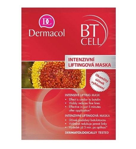 Dermacol Bt Cell Intensive Lifting Mask Face Mask 16gr (Wrinkles - All Skin Types)