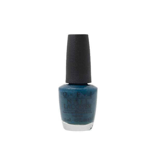 Opi Ski Teal We Drop 15ml Nail Polish Nl Z16
