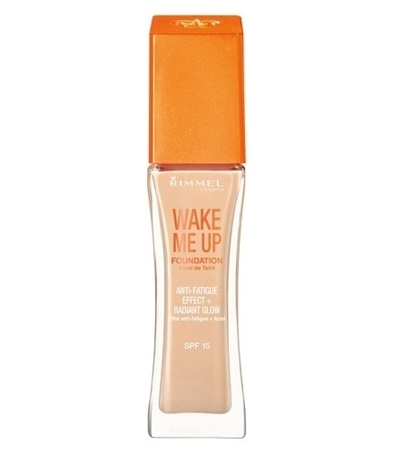 RIMMEL Wake Me Up Anti-Fatigue Foundation SPF15 podklad rozswietlajacy 201 Classic Beige 30ml