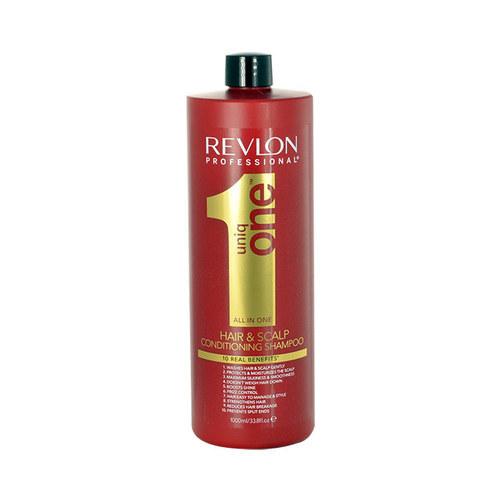 Revlon Professional Uniq One Shampoo 1000ml (All Hair Types)