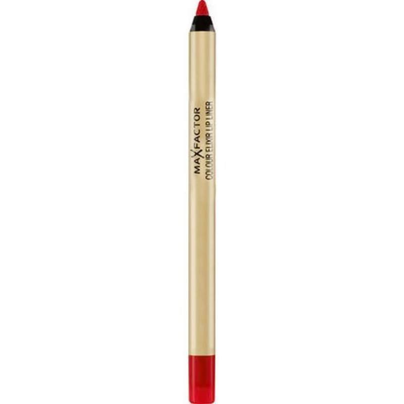 MAX FACTOR Colour Elixir Lip Liner nr 10 Red Rush