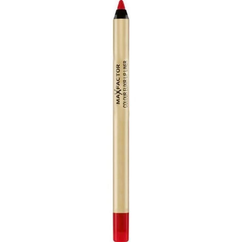 MAX FACTOR Colour Elixir Lip Liner nr 10 Red Rush