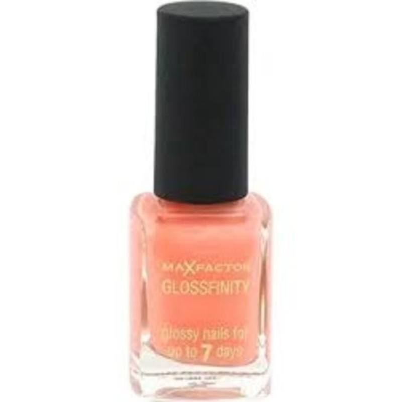 Max Factor Glossfinity Nail Polish 11ml 100 Candy Floss