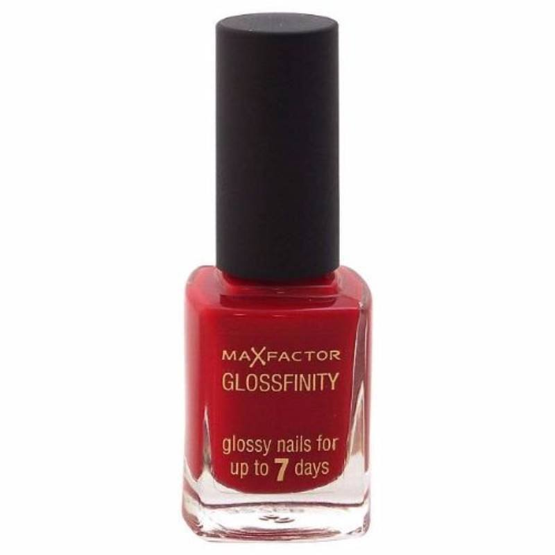 MAX FACTOR Glossfinity lakier do paznokci nr 110 Red Passion