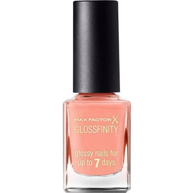 Max Factor Glossfinity Nail Polish 11ml 72 Pinked