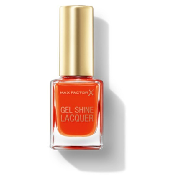 Max Factor Gel Shine Lacquer 11ml 20 Vivid Vermillion