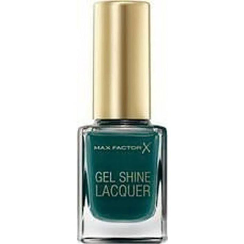 MAX FACTOR Gel Shine Lacquer 45 Gleaming Teal 11ml
