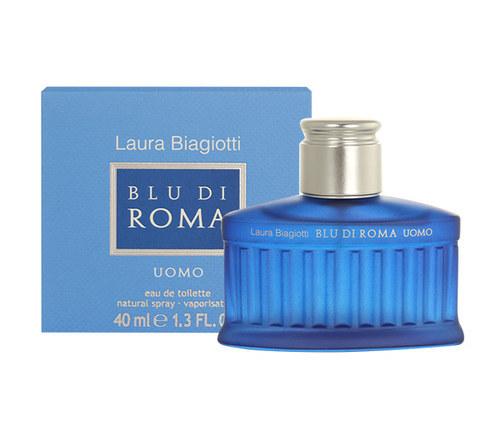 Laura Biagiotti Blu Di Roma Uomo Eau De Toilette 40ml