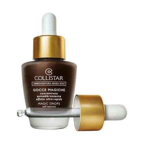 COLLISTAR Face Magic Drops Self-Tanning Concentrate samoopalacz w kroplach do twarzy 30ml