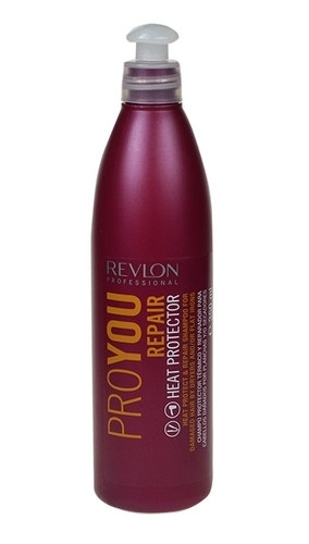 Revlon Proyou Repair Heat Protector Shampoo 350Ml For Hair Regeneration