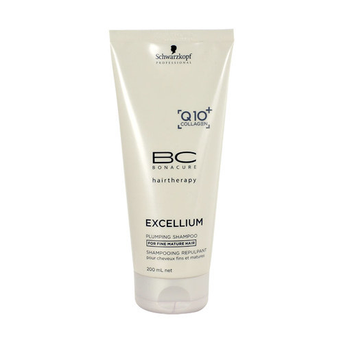 Schwarzkopf BC Bonacure Excellium Plumping Shampoo 200ml