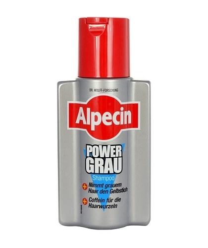Alpecin Powergrey Shampoo 200ml (Anti Hair Loss - Mature Hair)