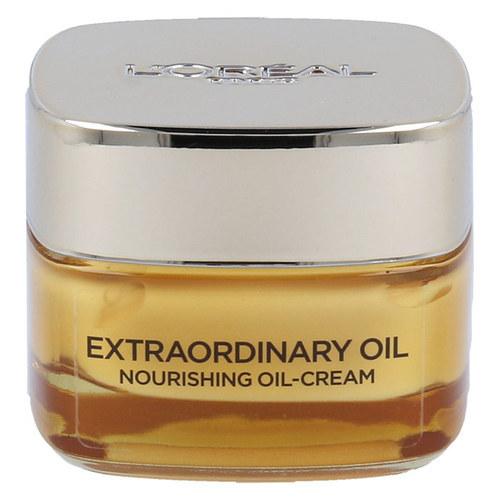 L/oreal Paris Extraordinary Oil Nourishing Oil Cream Day Cream 50ml (Dry - For All Ages)