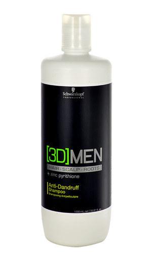 Schwarzkopf 3Dmen Anti Dandruff Shampoo 1000ml