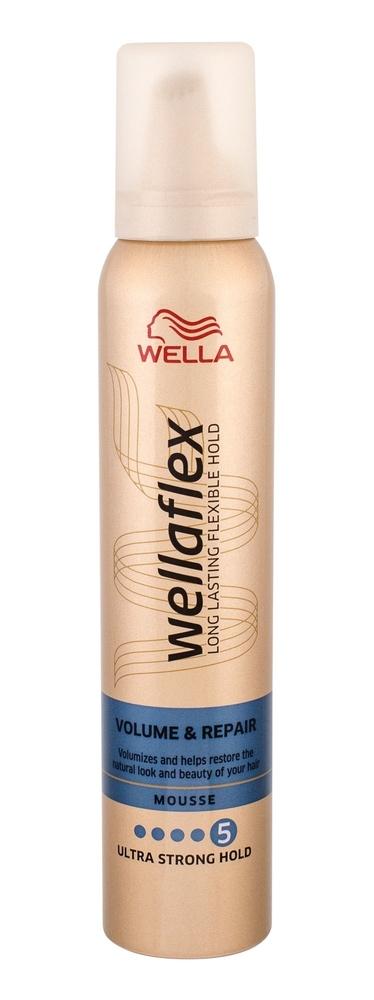 Wella Flex Volume Repair Hair Mousse 200ml (Extra Strong Fixation)
