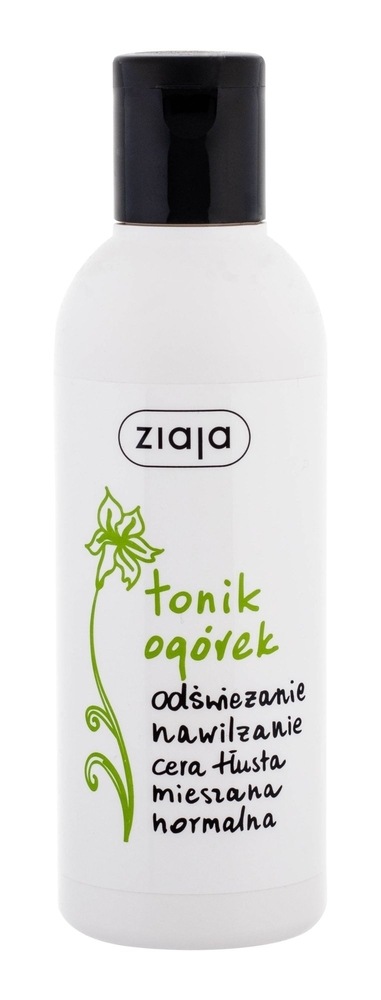 Ziaja Cucumber Cleansing Water 200ml (Oily - Normal - Mixed)