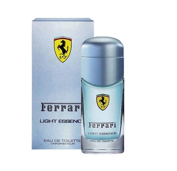 Ferrari Scuderia Light Essence Eau De Toilette 125ml oμορφια   αρώματα   αρώματα ανδρικά