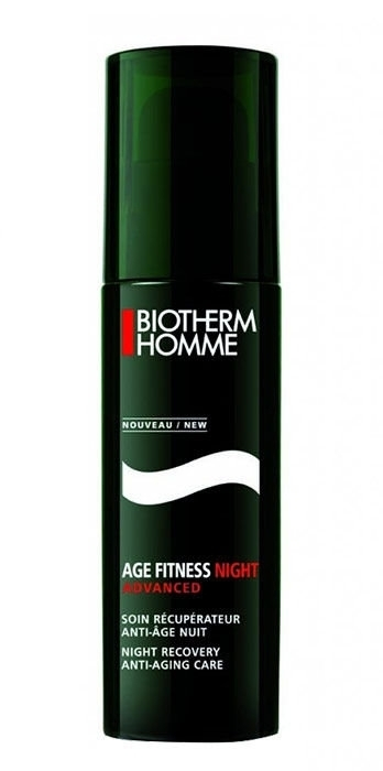Biotherm Homme Age Fitness Night Advanced 50Ml Tester