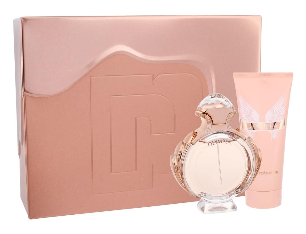 Paco Rabanne Olympea Eau De Parfum 80ml Combo: Edp 80ml + 100ml Body Milk