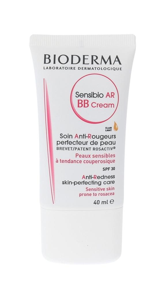 Bioderma Sensibio Ar Bb Cream Spf30 Day Cream 40ml Clair Light (All Skin Types - For All Ages)