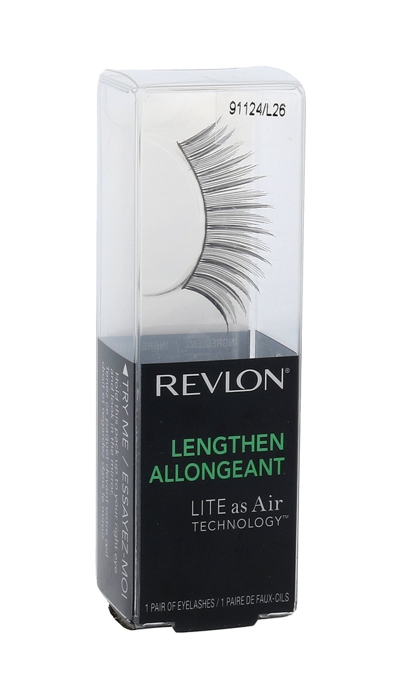 Revlon Lengthen Lite As Air Technology False Eyelashes 1pc L26