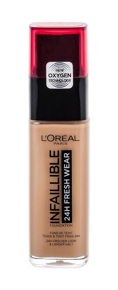L/oreal Paris Infaillible 24h Fresh Wear Makeup 30ml 235 Honey
