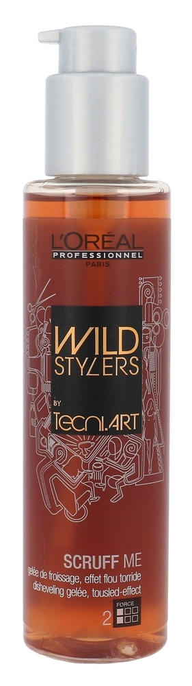 L/oreal Professionnel Wild Stylers Scruff Me Hair Gel 150ml (Light Fixation) oμορφια   μαλλιά   styling μαλλιών   gel μαλλιών