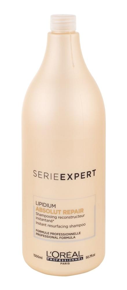 L/oreal Professionnel Serie Expert Absolut Repair Lipidum Shampoo 1500ml (Weak Hair - Damaged Hair)