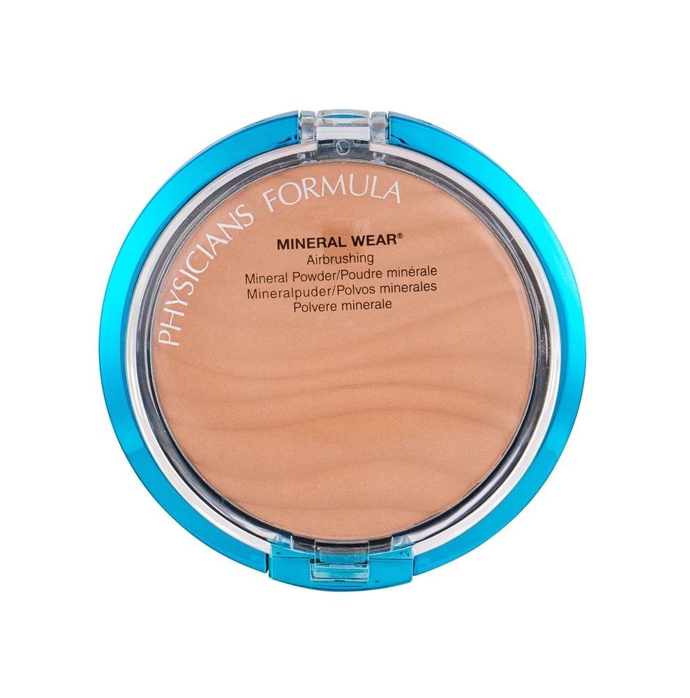 Physicians Formula Mineral Wear Airbrushing Pressed Powder Powder 7,5gr Spf30 Creamy Natural