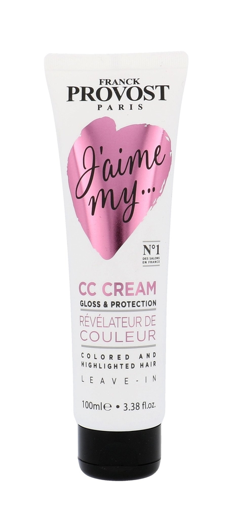 Franck Provost Paris J/aime My... Revelateur De Couleur Hair Balm 100ml Cc Cream (Colored Hair)