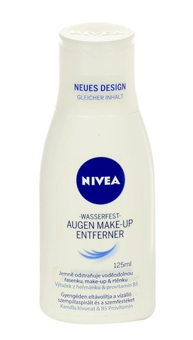 Nivea Extra Gentle Make-up Remover Face Cleansers 125ml