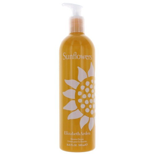 Elizabeth Arden Sunflowers Shower Cream 500ml oμορφια   σώμα   aφρόλουτρα
