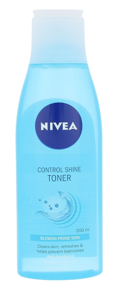 Nivea Control Shine Toner Cleansing Water 200ml (Oily)
