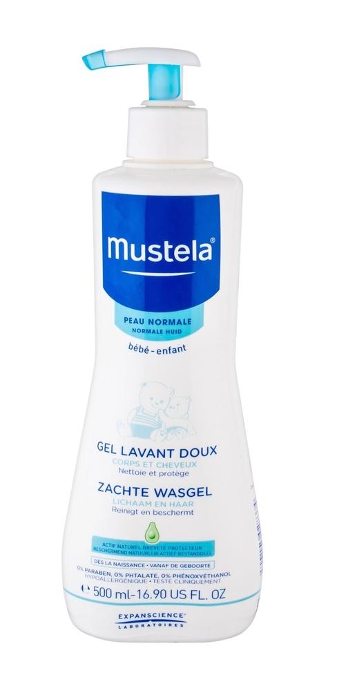 Mustela Bebe Cleansing Gel Shower Gel 500ml