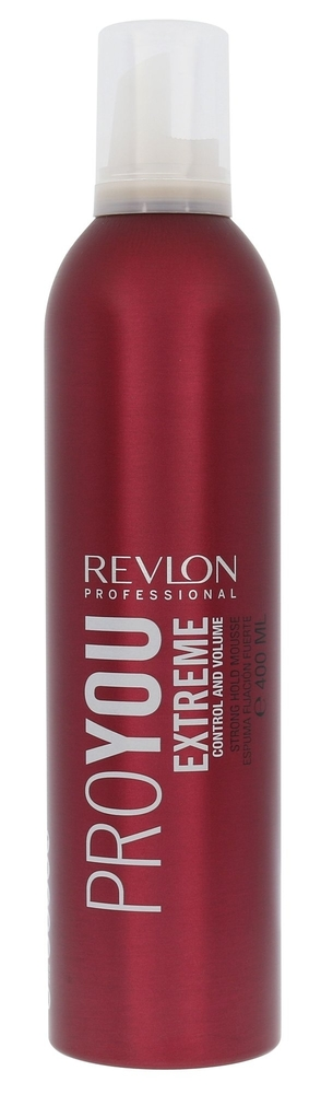 Revlon Professional Proyou Extreme Hair Mousse 400ml (Extra Strong Fixation) oμορφια   μαλλιά   styling μαλλιών   αφροί μαλλιών