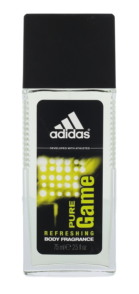 Adidas Pure Game Deodorant 75ml Aluminum Free (Deo Spray)
