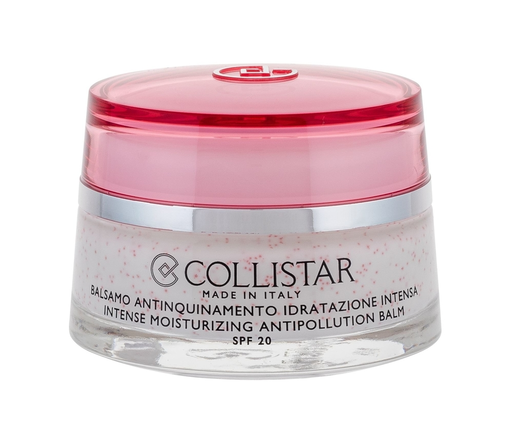 Collistar Idro-attiva Intense Moisturizing Antipollution Balm Day Cream 50ml Spf20 (All Skin Types - For All Ages)
