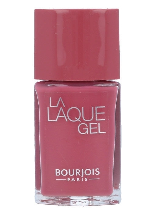 Bourjois Paris La Laque Gel Nail Polish 10ml 7 Lycheers