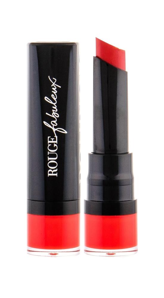 Bourjois Paris Rouge Fabuleux Lipstick 2,3gr 11 Cindered-lla (Glossy)
