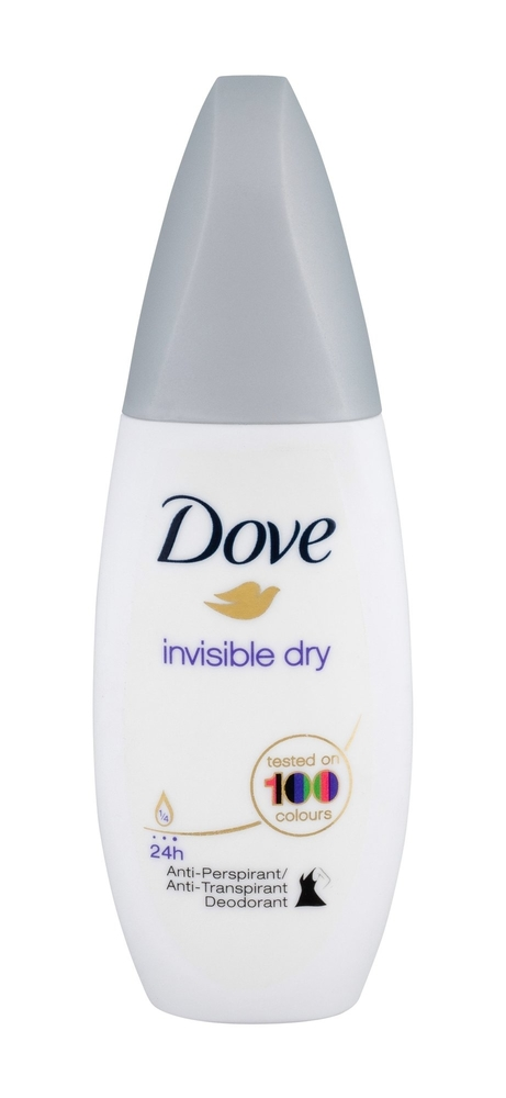 Dove Invisible Dry Deodorant 75ml 24h (Deo Spray)