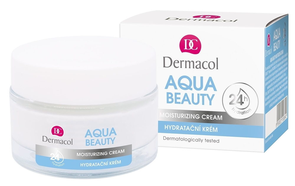 Dermacol Aqua Beauty Day Cream 50ml (All Skin Types - For All Ages) oμορφια   πρόσωπο   κρέμες προσώπου
