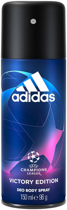 Adidas UEFA Champions League Victory Edition Deodorant 150ml (Deo Spray)