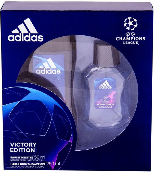 Adidas UEFA Champions League Victory Edition Eau de Toilette 50ml